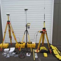 Slika geodetskih Instrumentov GEBIKO Geodetske Storitve Koper